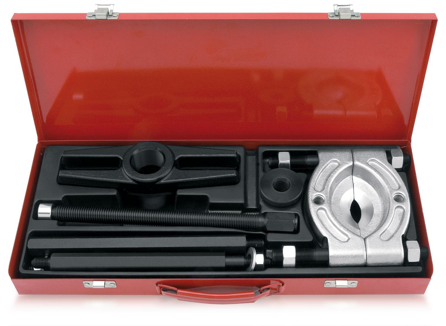 Bearing Puller Set Malaysia : Pcs pressure screw bearing separator puller set