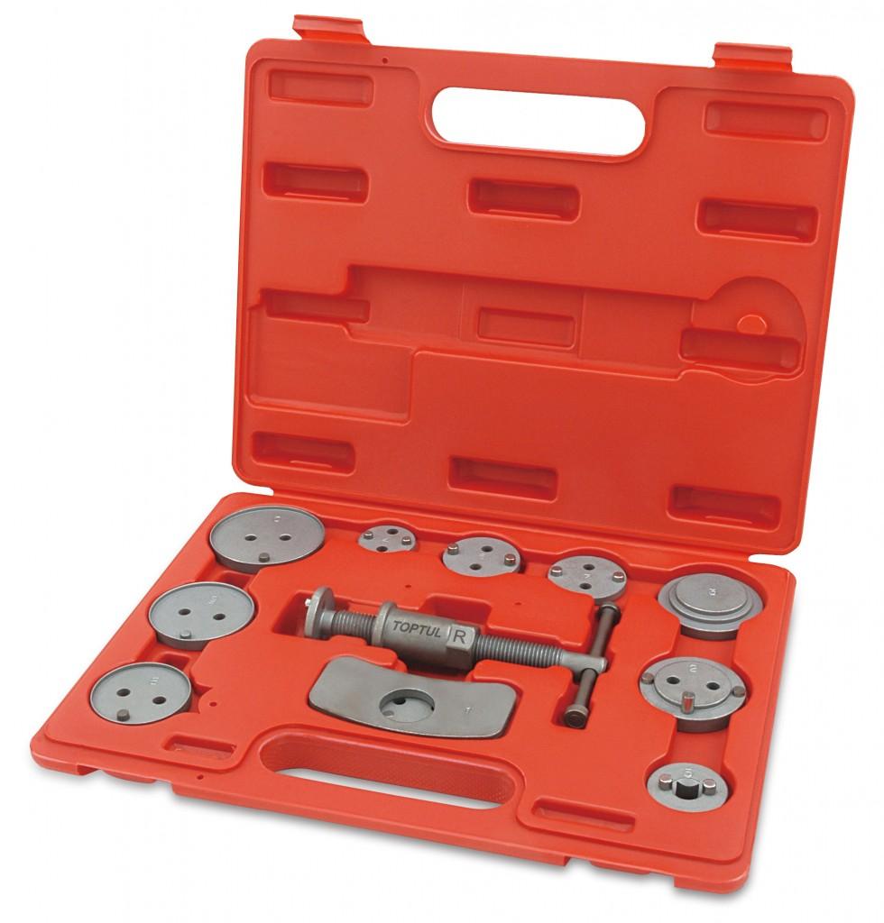 12pcs Universal Caliper Disc Brake Wind Back Tool Kit