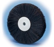 PWT-185x160 Tempico Fiber Brushes For Light Polishing - PWT Type