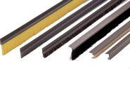 DIH1-185x160 Door Seal Brushes - DI & DL Type