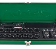 "GDAD0802-185x160 1/4"" Hex. Super Duty Mini Butterfly Type Air Screwdriver (Max. Torque 80 Ft-Lb) - KSAU0808"