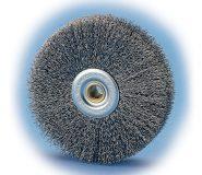 KIT-185x160 Twist Knot Wheel Brushes ( Stringer Beat Twist ) - KIT Type