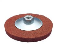 VFPS-185x160 Felt Buffing Dish And Compound Set - VFPS Type