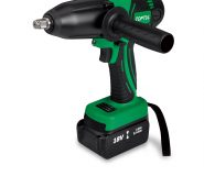 "KSAU0808-185x160 1/4"" Hex. Super Duty Mini Butterfly Type Air Screwdriver (Max. Torque 80 Ft-Lb) - KSAU0808"